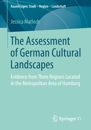 Buch: The Assessment of German Cultural Landscapes