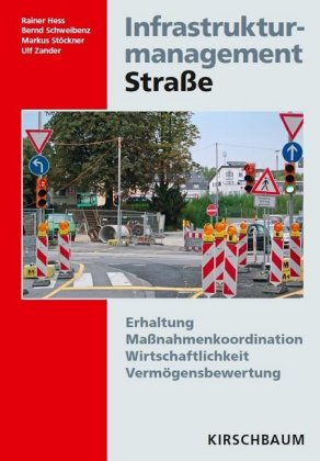 Buch: Infrastrukturmanagement Straße