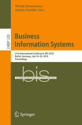 Buch: Business Information Systems