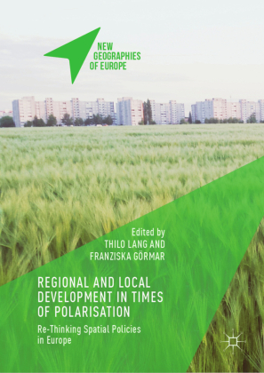 Buch: Regional and Local Development in Times of Polarisation