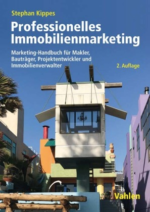 Buch: Professionelles Immobilienmarketing
