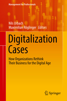 Buch: Digitalization Cases
