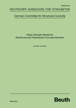 Buch: Shear Strength Models for Reinforced and Prestressed Concrete Members