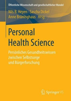 Buch: Personal Health Science