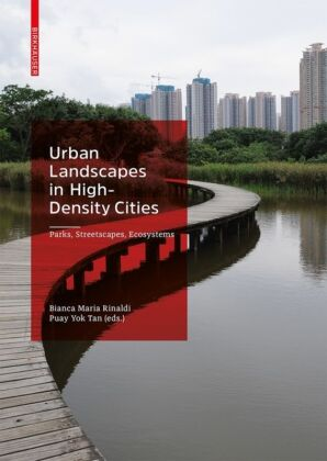 Buch: Urban Landscapes in High-Density Cities