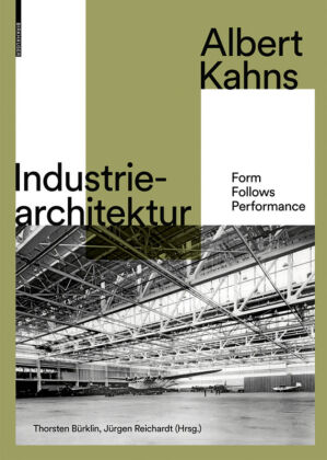 Buch: Albert Kahns Industriearchitektur