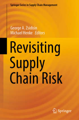Buch: Revisiting Supply Chain Risk