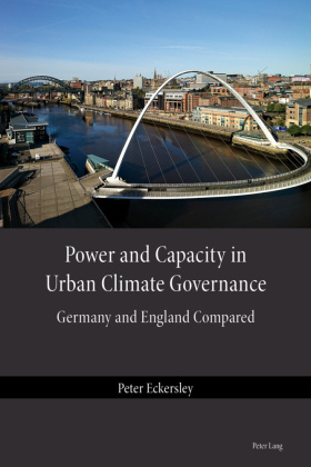 Buch: Power and Capacity in Urban Climate Governance