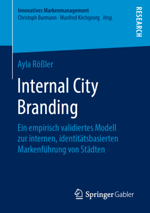 Buch: Internal City Branding