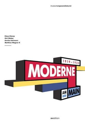 Moderne am Main 1919-1933