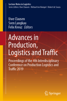 Buch: Advances in Production, Logistics and Traffic