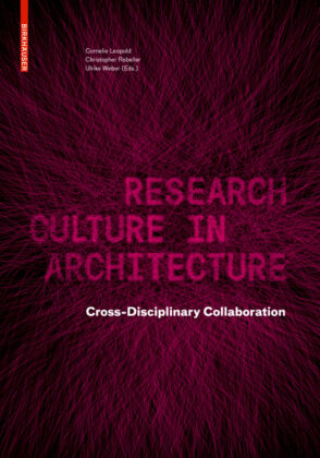 Buch: Research Culture in Architecture