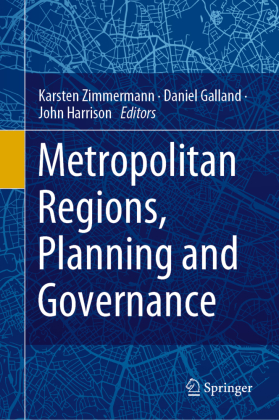 Buch: Metropolitan Regions, Planning and Governance