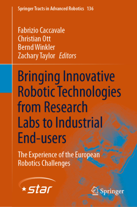 Buch: Bringing Innovative Robotic Technologies from Research Labs to Industrial End-users