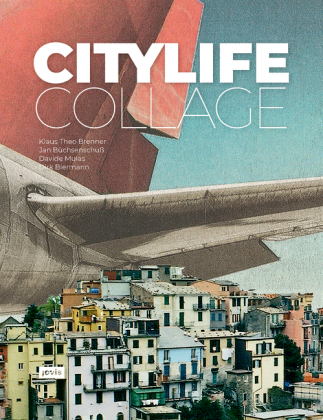 Buch: City Life Collage