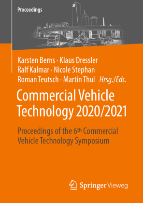 Buch: Commercial Vehicle Technology 2020/2021