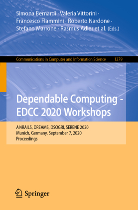 Buch: Dependable Computing - EDCC 2020 Workshops