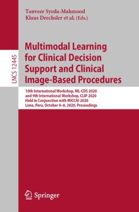 Buch: Multimodal Learning for Clinical Decision Support and Clinical Image-Based Procedures