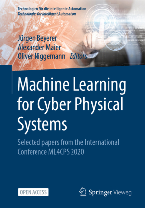 Buch: 3,2. Machine Learning for Cyber Physical Systems