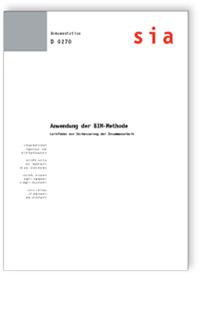 Buch: Anwendung der BIM-Methode. Leitfaden zur Verbesserung der Zusammenarbeit