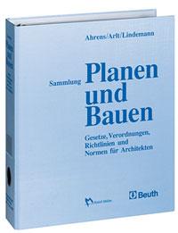 Buch: Sammlung Planen und Bauen
