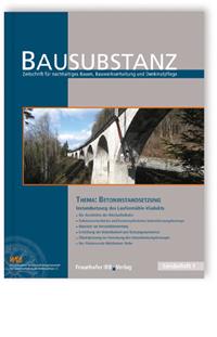 Buch: BAUSUBSTANZ Thema: Betoninstandsetzung