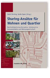 Buch: Sharing-Ansätze für Wohnen und Quartier