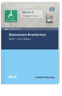 Buch: Basiswissen Brandschutz.
