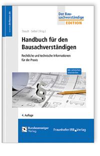 Buch: Handbuch für den Bausachverständigen