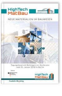 Buch: Konferenz für Neue Materialien im Bauwesen