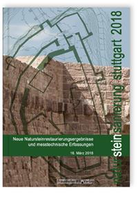 Buch: Natursteinsanierung Stuttgart 2018