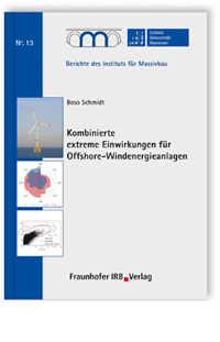Buch: Kombinierte extreme Einwirkungen für Offshore-Windenergieanlagen
