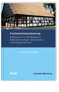 Buch: Fachwerkinstandsetzung