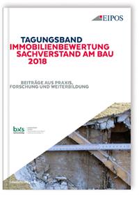 Buch: Tagungsband Immobilienbewertung und Sachverstand am Bau 2018