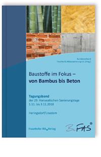 Buch: Baustoffe im Fokus - von Bambus bis Beton