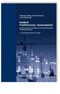 Buch: Handbuch Projektsteuerung - Baumanagement