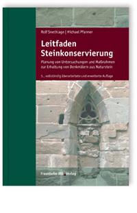 Buch: Leitfaden Steinkonservierung