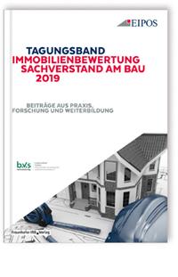 Buch: Tagungsband Immobilienbewertung und Sachverstand am Bau 2019