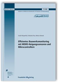 Forschungsbericht: Effizientes Bauwerksmonitoring mit MEMS-Neigungssensoren und Mikrocontrollern