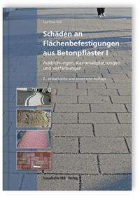 Buch: Schäden an Flächenbefestigungen aus Betonpflaster I