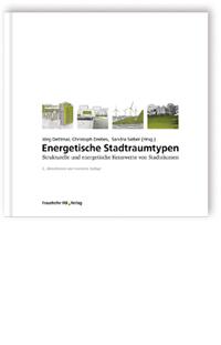 Buch: Energetische Stadtraumtypen