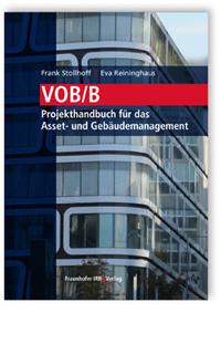 Buch: VOB/B - Projekthandbuch für das Asset- und Gebäudemanagement