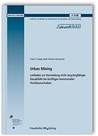 Forschungsbericht: Urban Mining