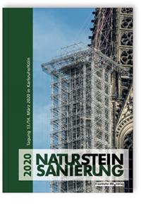 Buch: Natursteinsanierung 2020
