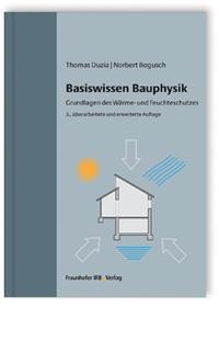 Buch: Basiswissen Bauphysik