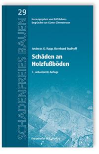 Buch: Schäden an Holzfußböden