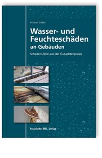 Buch: Wasser- und Feuchteschäden an Gebäuden