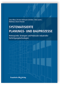 Buch: Systematisierte Planungs- und Bauprozesse