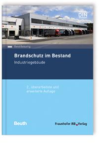 Buch: Brandschutz im Bestand. Industriegebäude