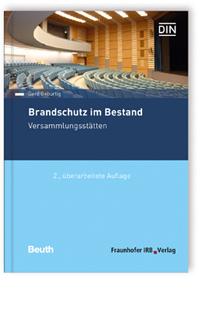 Buch: Brandschutz im Bestand. Versammlungsstätten